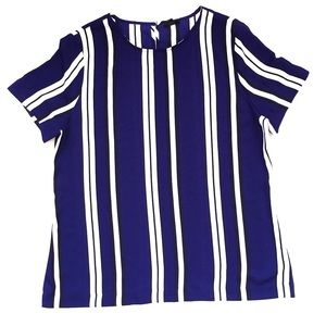 •WORTHINGTON• Striped Top
